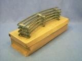 Märklin 1610 A gebogene Schiene für Dampfberieb und Uhrwerk Gleis für 12er Kreis