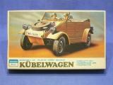 Schreiber Crown 106/289 Modellbausatz VW Kübelwagen WW II 1:35 OVP